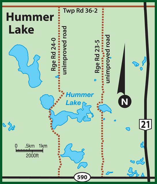 hummer-lake